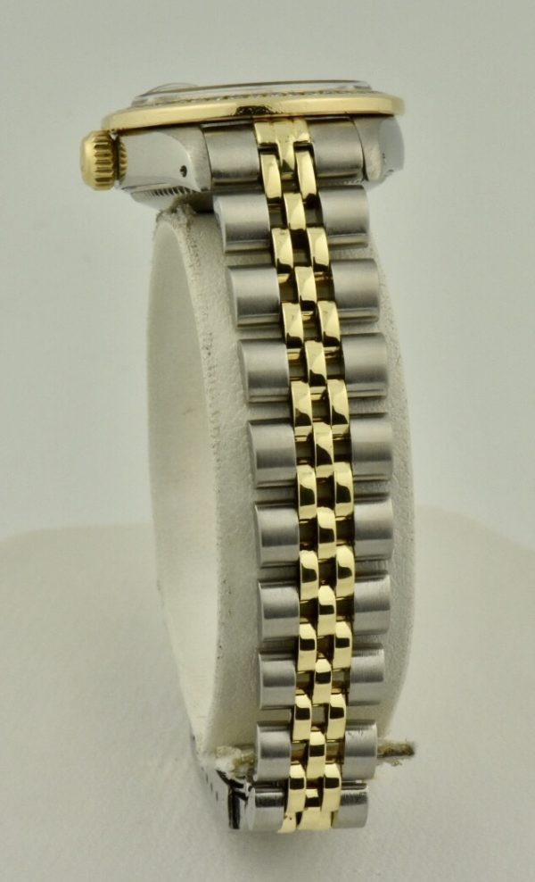 IMG 9758 600x988 - Ladies Rolex Datejust 26mm