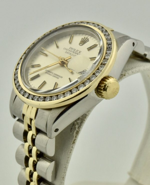 IMG 9759 600x739 - Ladies Rolex Datejust 26mm