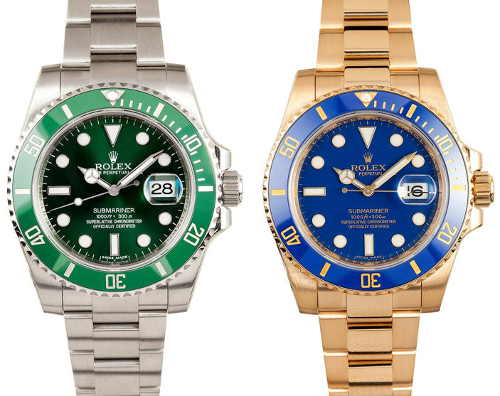 Rolex Submariners - How to Sell a Used Rolex in Atlanta