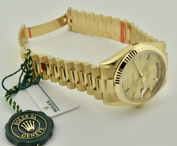 IMG 0011 600x496 - Rolex President Day-Date 36mm