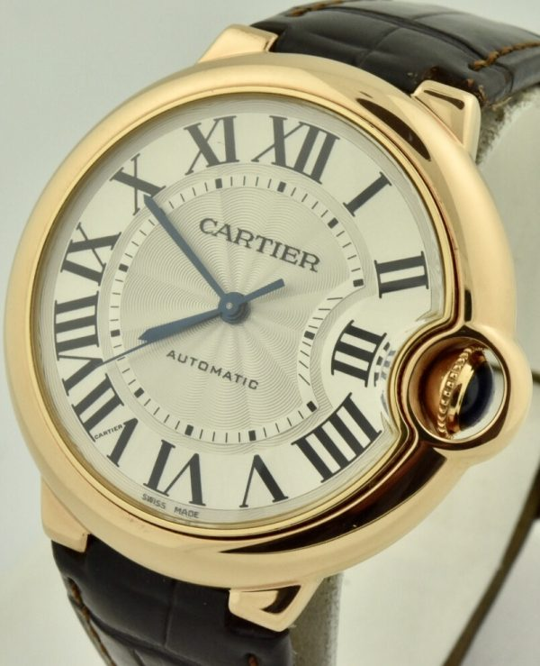 IMG 0345 600x739 - Cartier Ballon Bleu 36mm