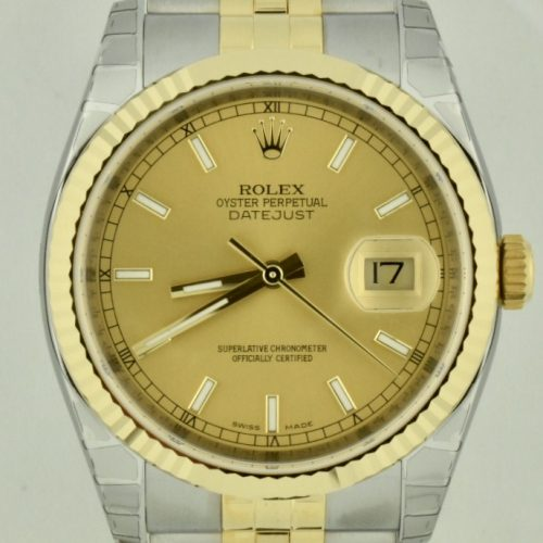 Rolex-116233-Champagne-Dial
