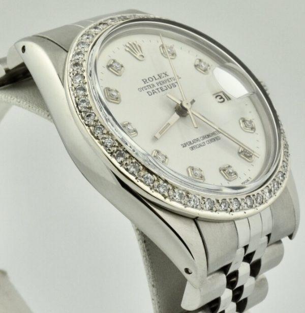 rolex 16030 white dial for sale