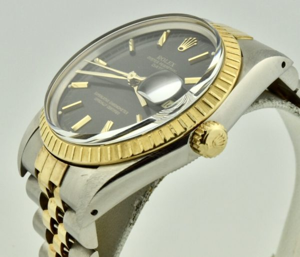 IMG 0088 600x515 - Rolex Oyster Perpetual Date 34mm