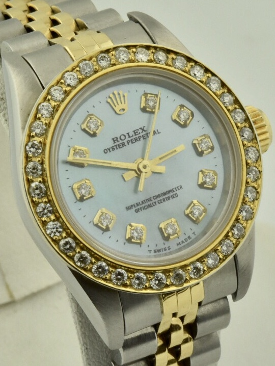 IMG 0847 - Ladies Rolex Oyster Perpetual