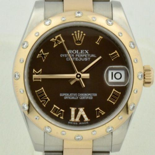 Rolex datejust 178341