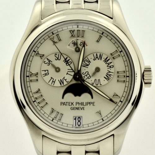Patek Philippe 5036 18k white gold