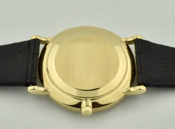 patek Calatrava case back