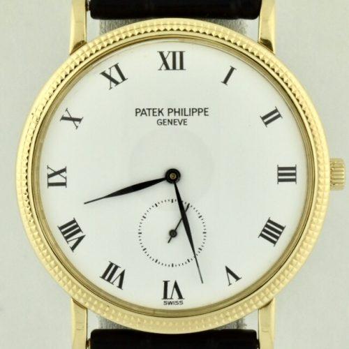 Patek Philippe Calatrava 3919
