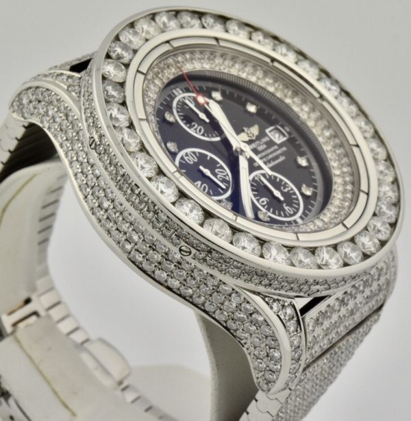 Diamond breitling side
