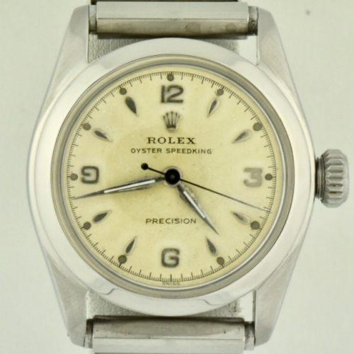Rolex oyster speedking 6056