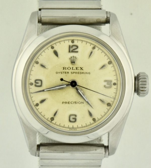 Rolex oyster speedking 6056