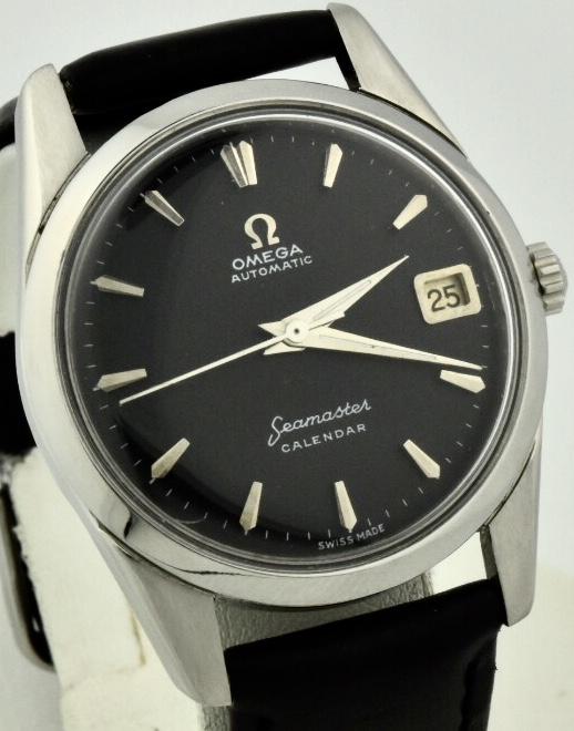 omega seamaster calendar