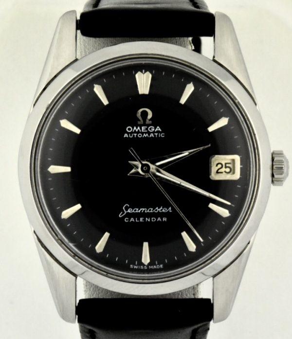 vintage omega seamaster calendar