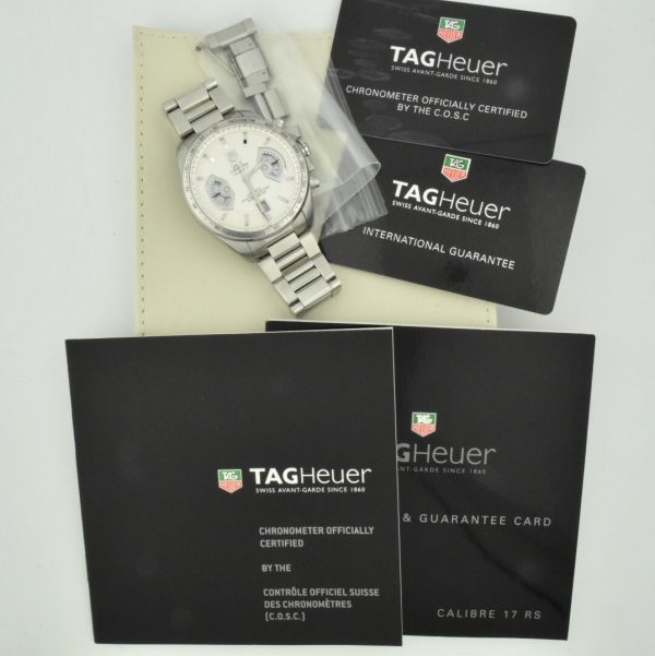 tag heuer grand carrera cav511b set