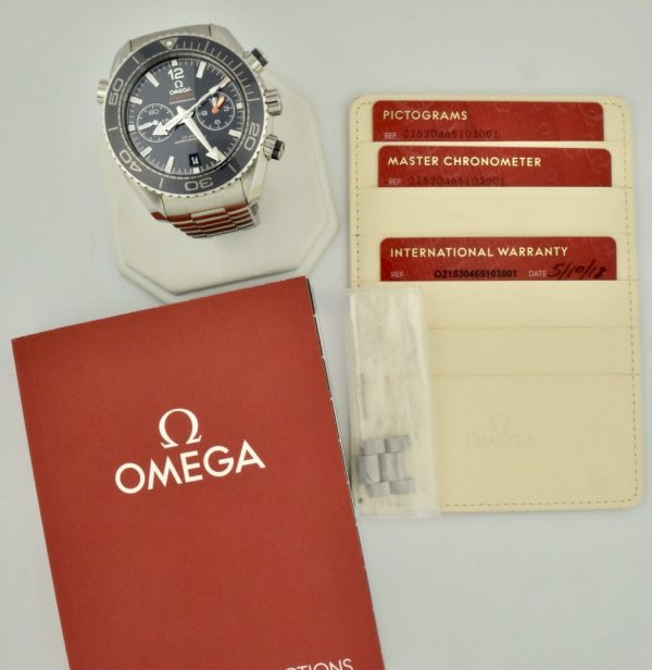 omega seamaster planet ocean new