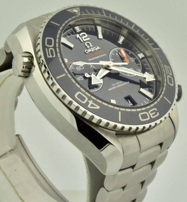 omega seamaster new side