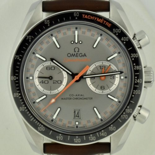 2018 OMEGA Speedmaster Racing Grey Dial
