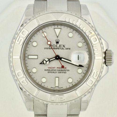 Rolex yachtmaster 16622 Platinum