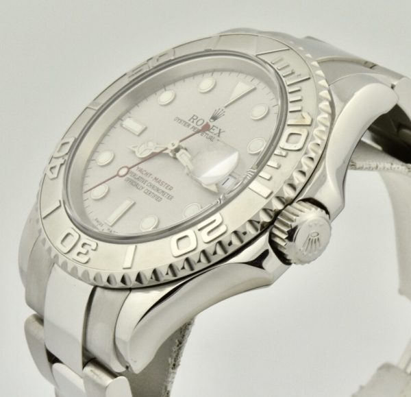 rolex yachtmaster side