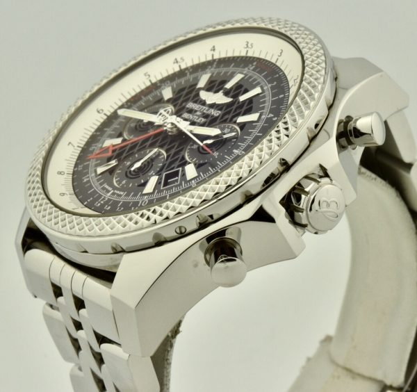 breitling Bentley b04 side