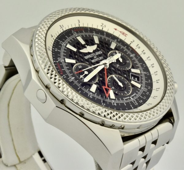 Breitling bentley side
