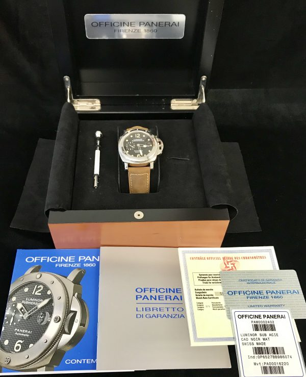 IMG 2500 600x739 - Panerai Luminor Submersible