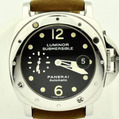 PANERAI LUMINOR SUBMERSIBLE PAM24