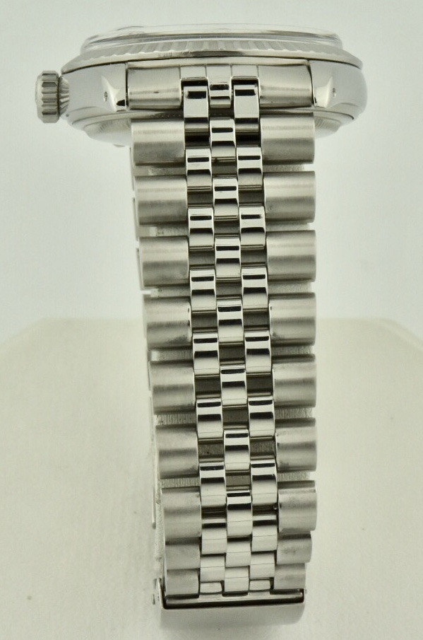 rolex datejust jubilee band