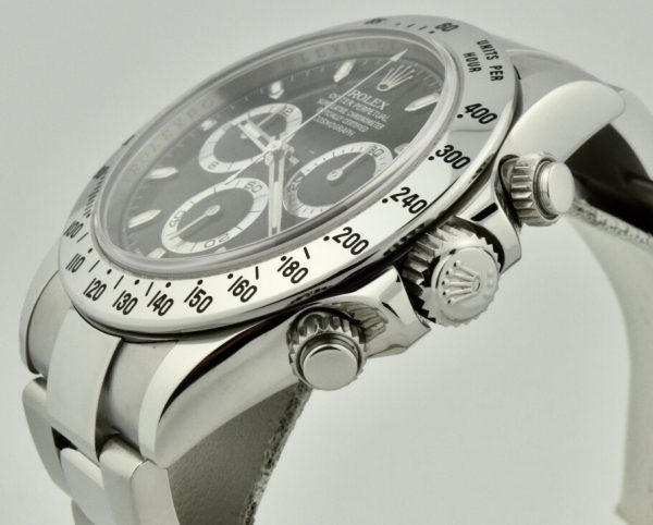 rolex Daytona side pushers