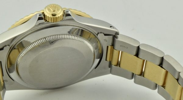 rolex submariner band 18k
