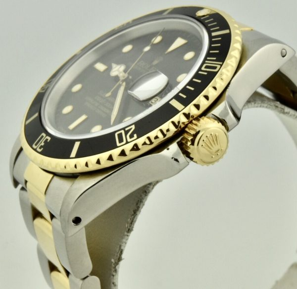 rolex submariner crown