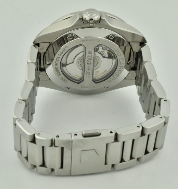 tag heuer calibre 17 movement