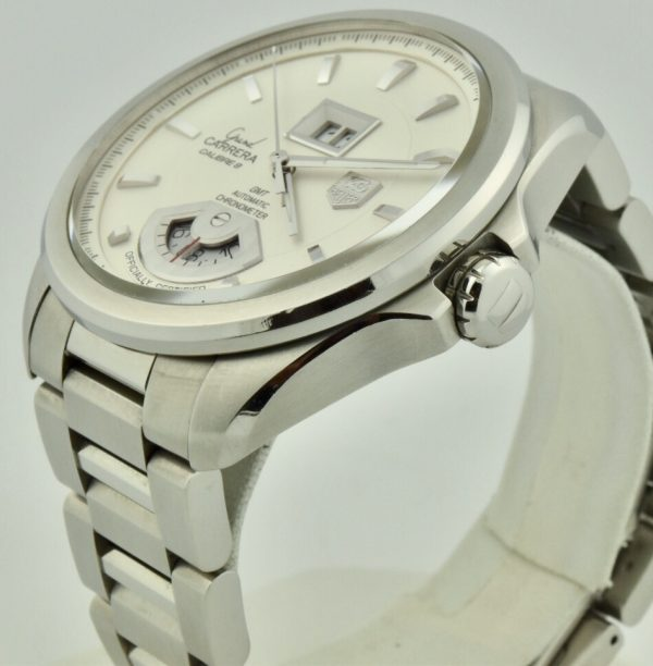 Tag heuer grand carrera side