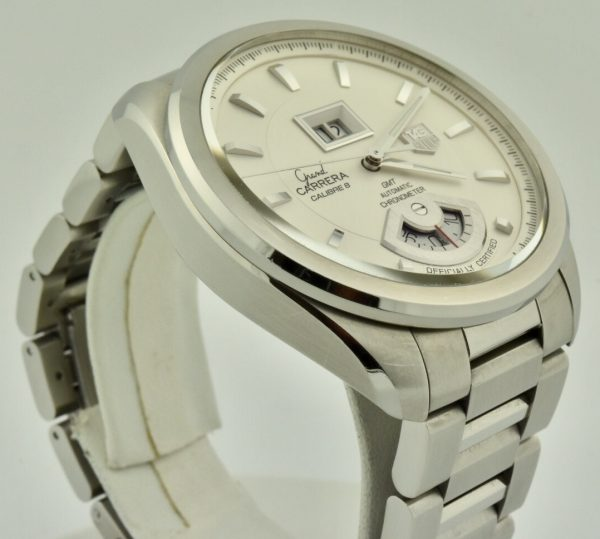 tag heuer calibre 17 side