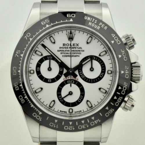 Rolex Daytona Ceramic 116500