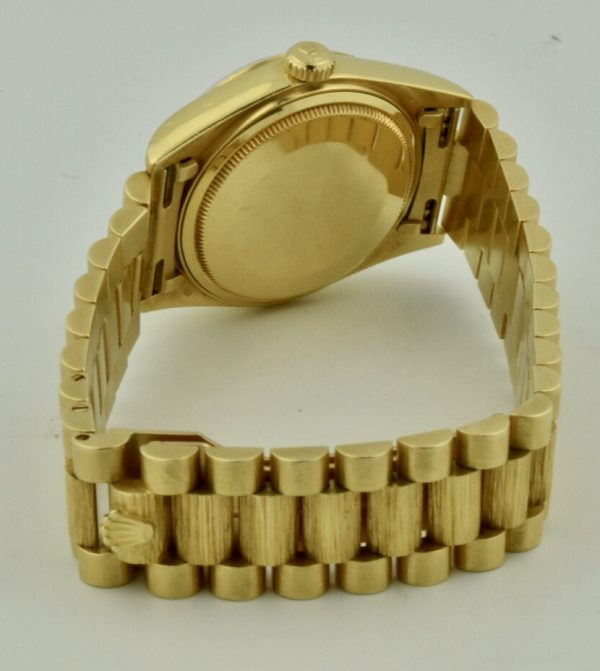 IMG 2758 600x671 - Rolex Day-Date President 36mm