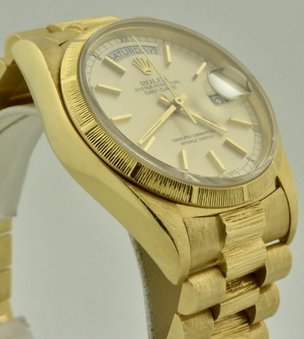 IMG 2764 600x670 - Rolex Day-Date President 36mm
