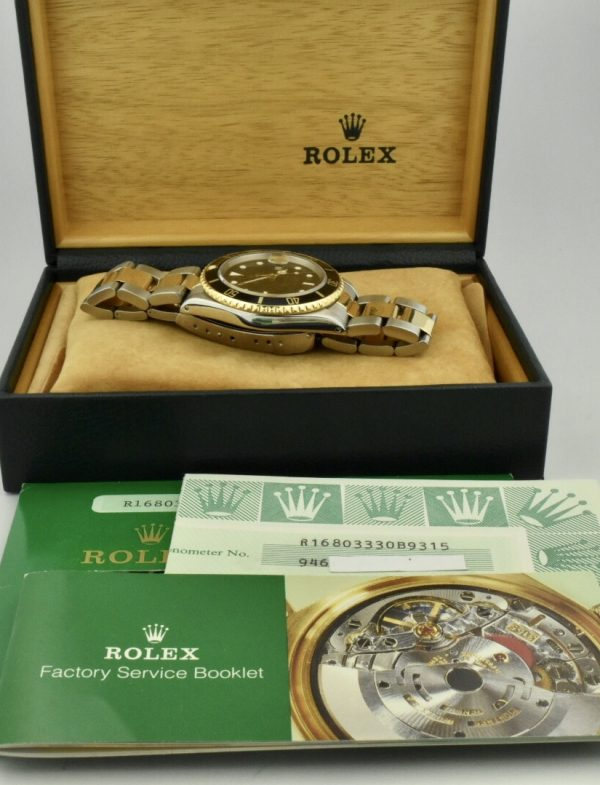 rolex submariner steel & gold for sale