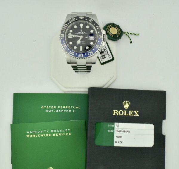 rolex 116710blnr for sale