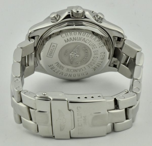 breitling colt case back