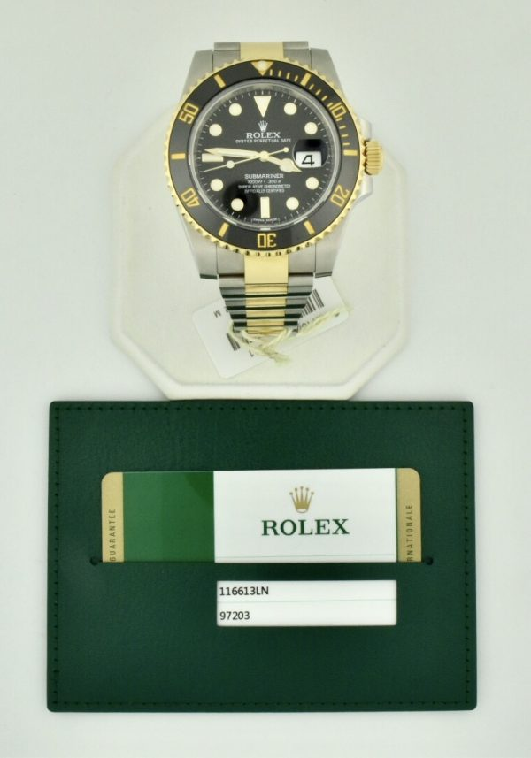 rolex 116613 submariner for sale