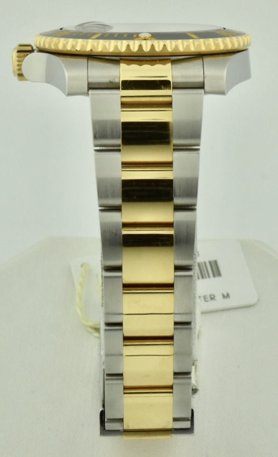 rolex steel & gold oyster band