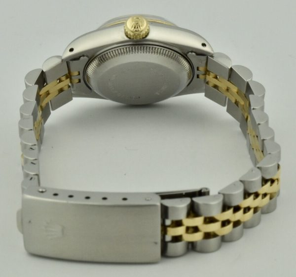 rolex datejust case