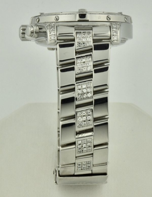 breitling colt diamond band