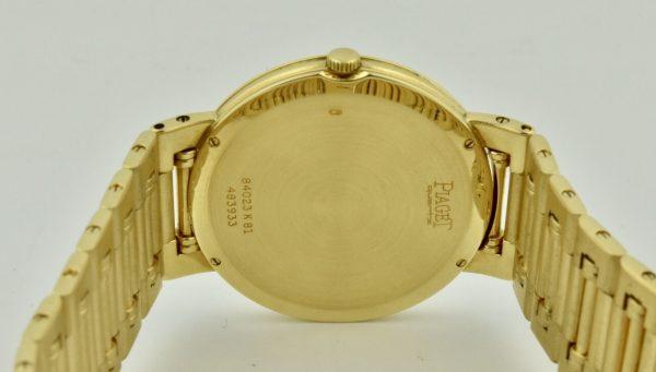 Piaget dancer case
