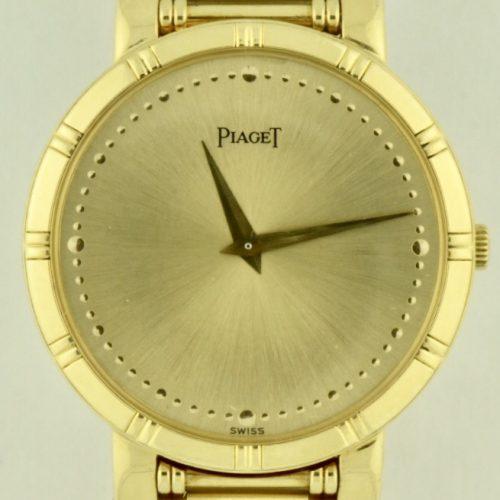 Piaget Dancer 18k Yellow Gold 84023
