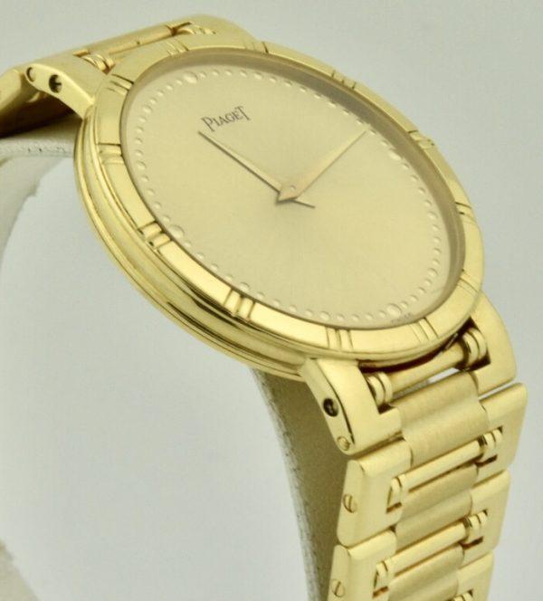 Piaget dancer gold