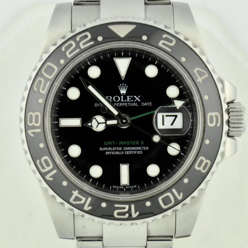 Rolex GMT-Master II 116710 for sale