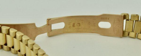 rolex 69178 gold clasp